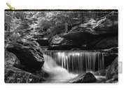 Sunlight On Waterfall Carry-all Pouch