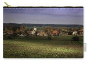 Sunlight Over The Loire Valley Carry-all Pouch