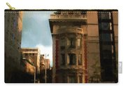 Sunlight Slant On Midtown Carry-all Pouch