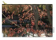 Sunlight Through Japanese Maple Carry-all Pouch