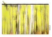 Sunlit Aspen Grove Carry-all Pouch