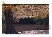 Sunlit Autumn Canopy Carry-all Pouch