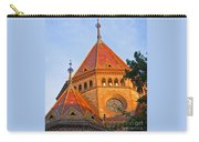 Sunlit Church Aglow Carry-all Pouch
