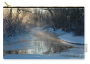 Sunlit Creek  Carry-all Pouch