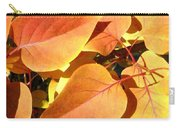 Sunlit Fall Lilac Carry-all Pouch