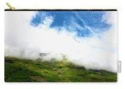 Sunlit Hillside Carry-all Pouch