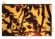 Sunlit Shadows Carry-all Pouch