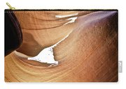 Sunlit Slot Canyon Carry-all Pouch