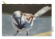 Sunlit Sparrow Carry-all Pouch