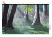 Sunlit Woods Carry-all Pouch