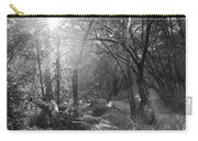Sunlit Woods, West Dipton Burn Carry-all Pouch