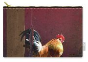 Sunning Rooster Carry-all Pouch