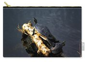 Sunning Turtles Carry-all Pouch