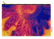 Sunny And Wild Carry-all Pouch