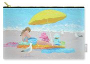 Sunny Beach Days Carry-all Pouch