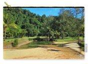 Sunny Beach Tioman Island Carry-all Pouch