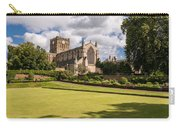 Sunny Day At Hexham Abbey Carry-all Pouch