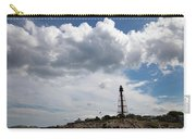 Sunny Day At Marblehead Lighthouse Carry-all Pouch