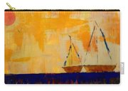 Sunny Day Sail Carry-all Pouch