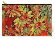 Sunny Day Yellow Daisies  Carry-all Pouch