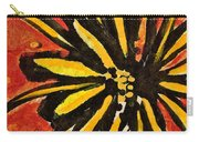 Sunny Hues Watercolor Carry-all Pouch