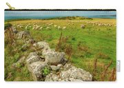 Sunny Meadow Sheep Carry-all Pouch