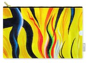 Sunny Morning, Energy. Abstract Art Carry-all Pouch