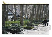 Sunny Morning In The Park Carry-all Pouch
