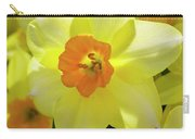 Sunny Narcissus Carry-all Pouch