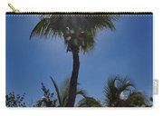 Sunny Palm Carry-all Pouch