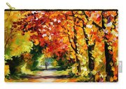 Sunny Path Carry-all Pouch