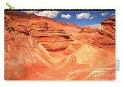 Sunny Skies Over The Wave Carry-all Pouch
