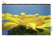 Sunny Summer Sunflowers Floral Art Baslee Troutman Carry-all Pouch