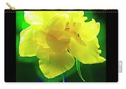 Sunny Tulip In Vase. Carry-all Pouch