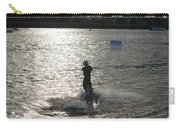 Sunny Waves Carry-all Pouch