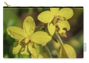 Sunny Yellow Carry-all Pouch