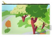 Sunnyside Park In The Spring Carry-all Pouch