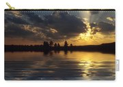 Sunray Sunset Carry-all Pouch