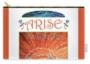 Sunrays - Arise New Day Carry-all Pouch