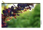 Sunrays With Blooms Carry-all Pouch