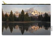 Sunrise Along The Range Carry-all Pouch