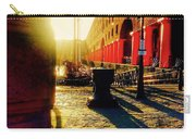 Sunrise At Albert Dock Carry-all Pouch