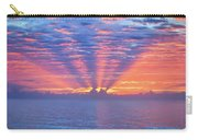 Sunrise At Atlantic Beach Carry-all Pouch