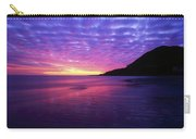 Sunrise At Bray Head, Co Wicklow Carry-all Pouch