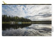 Sunrise At Fish Lake Carry-all Pouch
