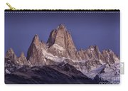 Sunrise At Fitz Roy Patagonia 8 Carry-all Pouch