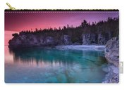 Sunrise At Indian Head Cove Carry-all Pouch