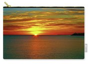 Sunrise At Matane Carry-all Pouch