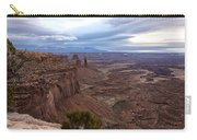 Sunrise At Mesa Arch - Canyonlands National Park - Moab Utah Carry-all Pouch