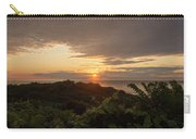 Sunrise At Montauk Point State Park Carry-all Pouch
